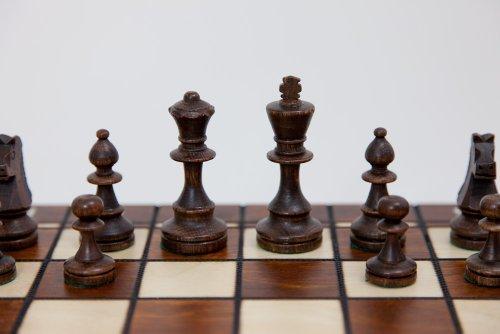 Albatros-Holz-Schachspiel-Backgammon-MATADOR