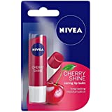 Nivea Lip Balm, Cherry Shine, 4.8g