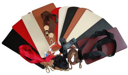 Rentbag&more, Borsa a spalla donna Rosso (rosso)