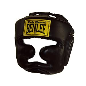 "BENLEE Rocky Marciano  Headguard ""Full Face Protecion"", Schwarz, Größe: L/XL"