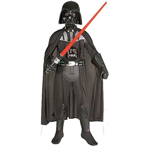 Darth Ohne Kostüm Maske Vader - Rubie's Darth Vader-Kostüm für Kinder
