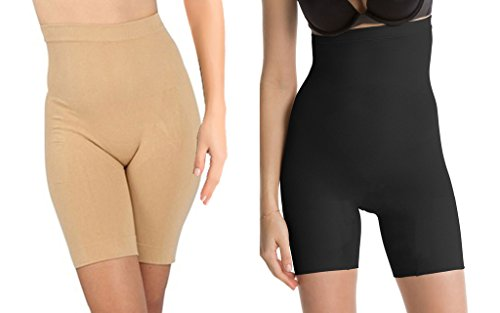 Secret World Waist Slimmer Women's Shapewear (Pack of 2)