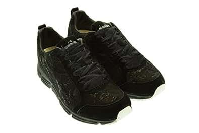 Immagine non disponibile. Immagine non disponibile per. Colore  DIADORA  HERITAGE donna sneakers basse 161931 01 80013 SYMBOL W LACE 47e6ec4ff88