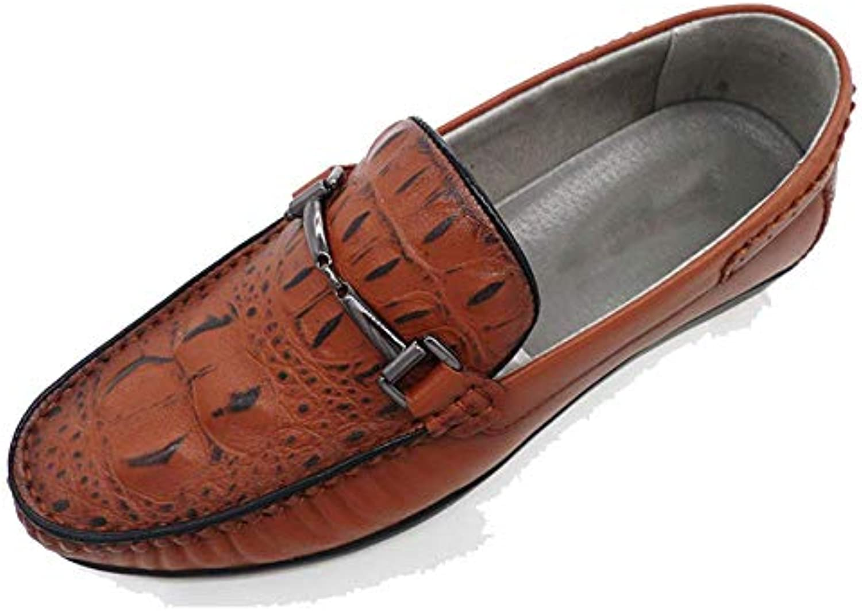 Shanghai Huili Scarpe da Uomo Moda Scarpe Casual Casual Casual Catena Piselli scarpe | Eccezionale  0ee7af