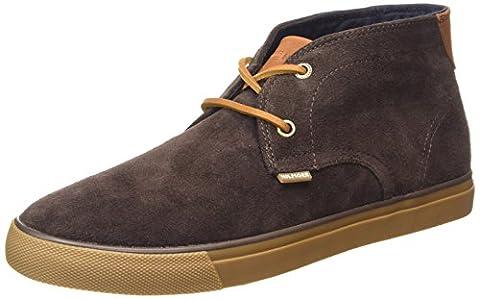 Tommy Hilfiger WILSHIRE 3B, Herren Sneakers, Braun (COFFEE BEAN 212),