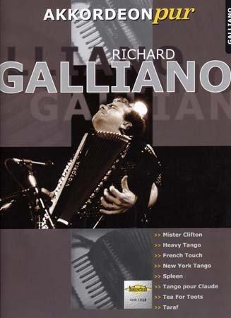 Galliano Richard Akkordeon Pur