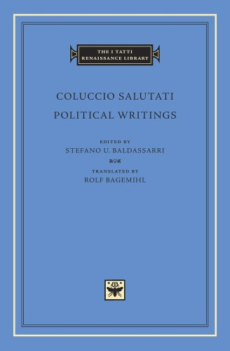 Political Writings (I Tatti Studies in Italian Renaissance History)