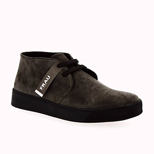 FRAU Uomo AI14 Sneaker 20B5 (43, EBANO)