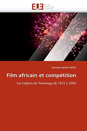 Film africain et compétition