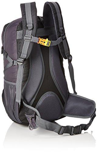 Imagen de fafada 40l grande montañismo  al aire libre nylon resistente al agua bolsa para hacer senderismo travel negro alternativa
