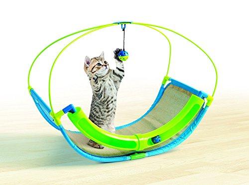 Swing-parade (Pet Parade Katze Ball Swing–Playtime Rocken, Spielzeug)