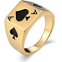 comprare a buon mercato A basso prezzo modelli alla moda tirapugni anello - Amazon.it