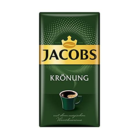 Jacobs Krönung Klassisch, 12er Pack Filterkaffee (12 x 500 g)