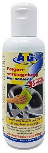 ATG ATG105 - ATG Ultra Clean Wheel Tire Aluminum and Steel Wheel, 250 ml