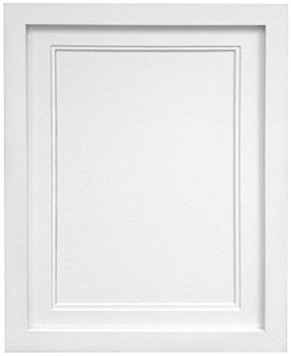 ilderrahmen Rahmen mit Weiß Doppel-Passepartout für Bildgröße 10x 15cm, weiß, a4-p, holz, weiß, 16 x 12 Image Size 12 x 10 inch (12 X 12 Holz-rahmen)