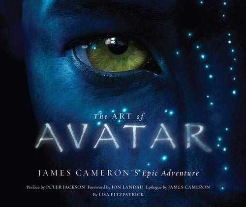 Click for larger image of The Art of Avatar: James Cameron's Epic Adventure