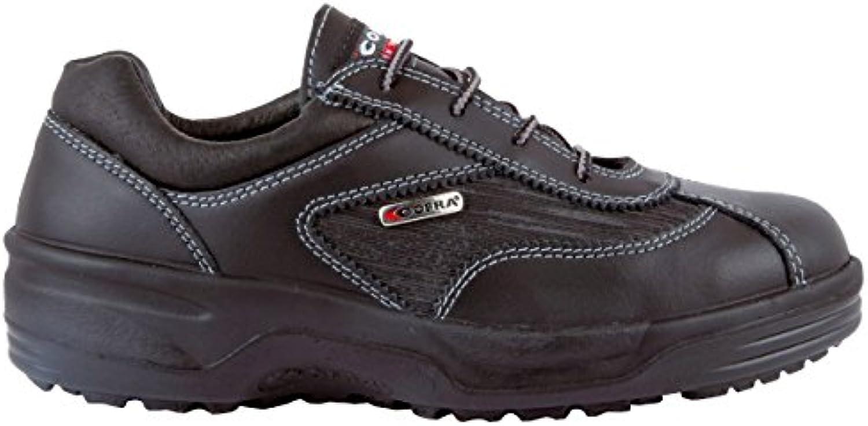 Cofra 34910 – 001.w38 Sophie S3 SRC – zapatos de seguridad talla 38 NEGRO