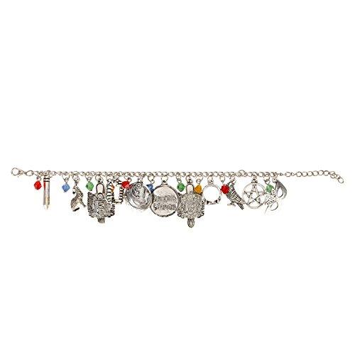 Access-o-risingg Charm Bracelet for Women (Multiple Charm Bracelet) (Bracelet101)