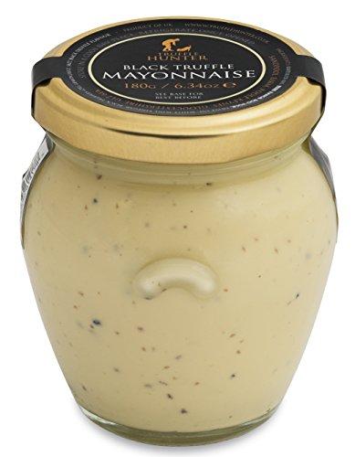 TruffleHunter, Schwarze Trüffel Mayonnaise (180g)