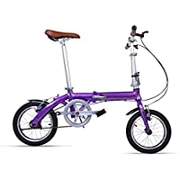 Aleación De Aluminio Plegable Bicicleta Bicicleta Bicicleta De La Escuela Secundaria Luz Bicicleta Para Adultos Bicicleta