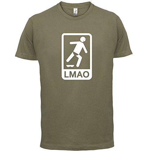 Lache mir den Arsch ab - Herren T-Shirt - 13 Farben Khaki
