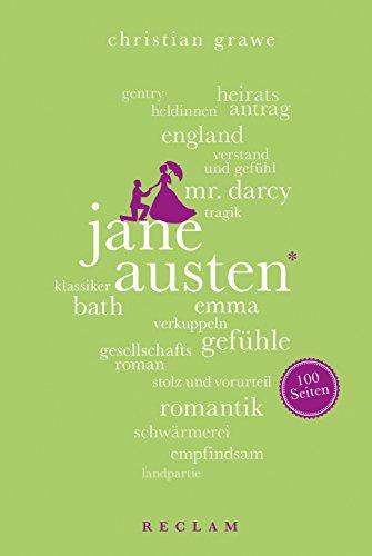 Jane Austen. 100 Seiten: Reclam 100 Seiten