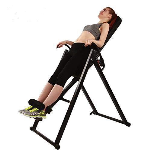 Senshi Inversion Tisch Sitz-Perfekt für Reparatur & entlastet Rücken und Nacken Schmerzen und Kompression-Erreichen ideal Rücken und Disk Ausrichtung durch Inversion/GRAVITY Training