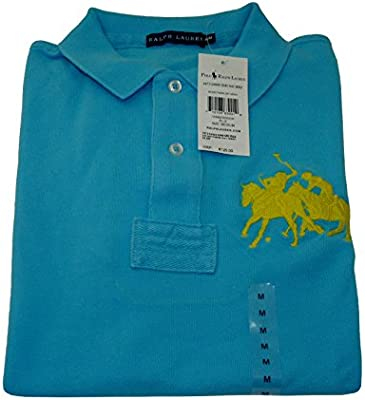 POLO RALPH LAUREN DUAL MATCH M, COLOR AZUL