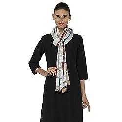 Sofias Exclusive Designer Dupatta Cum All Season Stole (Viscose) A must have Fashion Accessory