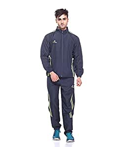 Sport Sun Polyester Tracksuit Small (Navy)