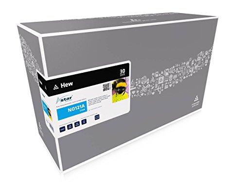 Preisvergleich Produktbild Astar AS14701  Toner kompatibel zu HP NO121A C9701A, 4000 Seiten, cyan