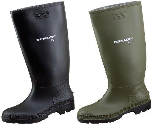 Dunlop Pricemastor - Bottes - Femme Noir - Noir