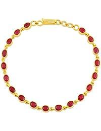 Malabar Gold and Diamonds 22KT Yellow Gold Bracelet for Women