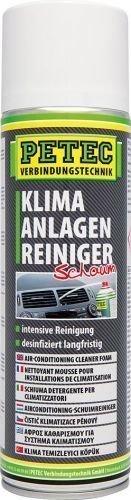 Petec KLIMAANLAGENREINIGER Schaum, 500 ML 71350 (Gebläse Motor Teil)