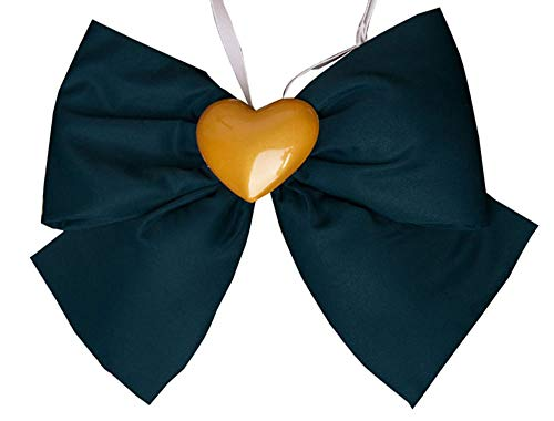 Chong Seng CHIUS Cosplay Costume Navy Collar Bowknot For Sailor Venus Aino Minako Ver 3