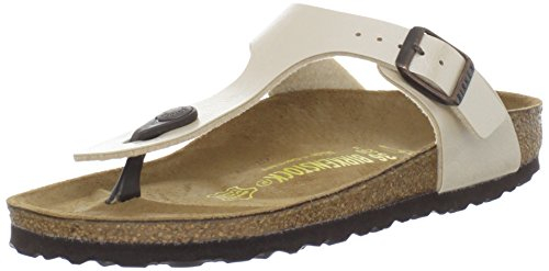 Birkenstock Gizeh 845191 Damen Zehentrenner Graceful Antique Laces