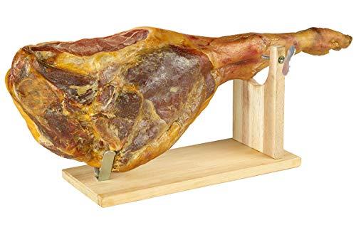 5,1kg Original Paleta Serrana Schinken Vorderkeule spanischer Serranaschinken geräuchert 10 Monate luftgetrocknet