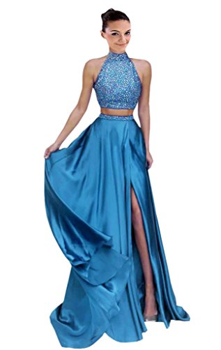 mollybridal-high-neck-two-pieces-split-prom-evening-dresses-a-line-teal-8