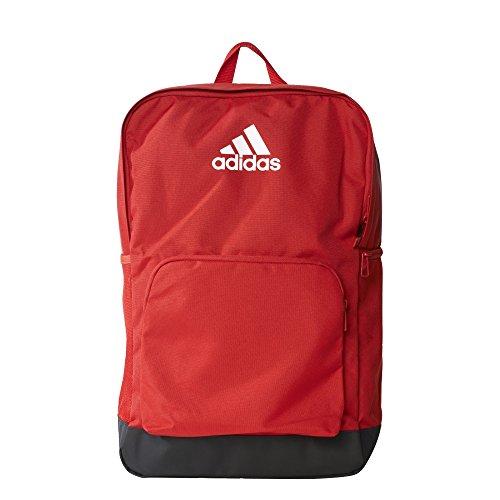 Adidas–Zaino Backpack tiro 17 rouge foncé/noir/blanc