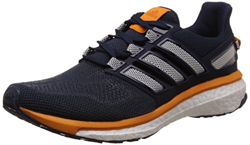 50b8e8f497e Adidas af4919 Men S Energy Boost 3 M Blue White And Orange Running Shoes 10  Uk- Price in India