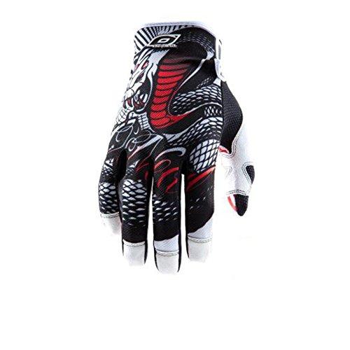O'Neal Jump Glove Serpent Cobra MX DH Handschuhe Moto Cross Enduro Downhill, 0385JB-9, Größe XX-Large