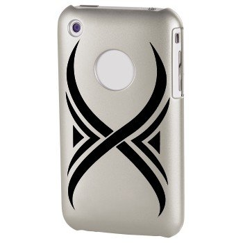 hama-cover-iphone-3g-s-fundas-para-telefonos-moviles-plata
