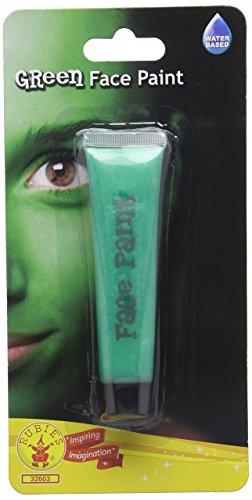 (Rubie 's Offizielles grün Make up Erwachsene (One Size))