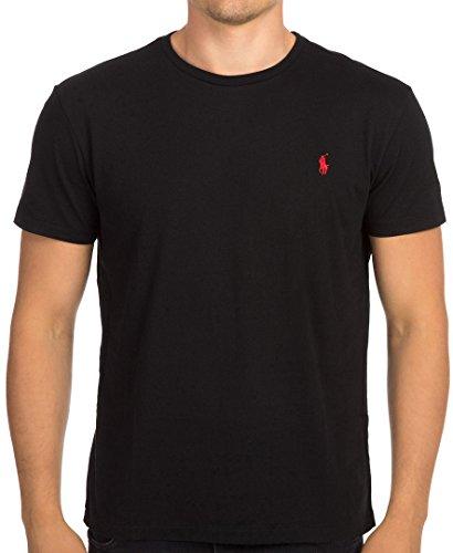 Maglietta ralph lauren classic-fit - rl black - medium