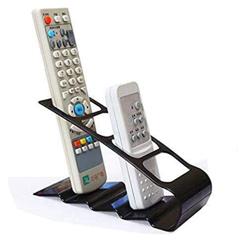 HATTIE 4Télécommande TV/DVD/VCR clamatisation Support Support Support de rangement, organiseur,
