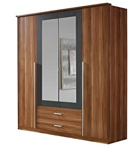 rauch dreht renschrank krefeld 4 t rig b 181 h 199 t 56 cm korpus front. Black Bedroom Furniture Sets. Home Design Ideas
