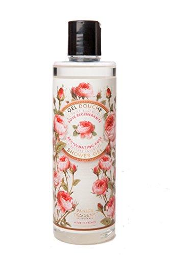 Panier des Sens - 000 66 - Gel Douche à l'Huile Essentielle de Rose - 250 ml