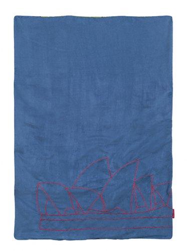 Preisvergleich Produktbild Maclaren ART29052 - Babydecke Deepwater / Sydney