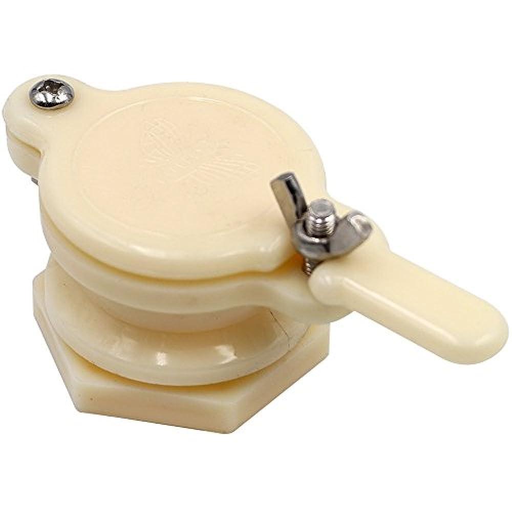 2PACK Honig Extractor Ventil Honig Tor Tippen Bienenzucht Abfüllung Werkzeug Imker Equipment