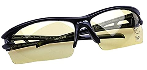 SaySure - 5pcs Explosion-Proof Mens Women Sports Glasses Sunglasses Eyewear Cycling Fishing Running Riding Bicycle Bike - GMN-BG-SPT-000080
